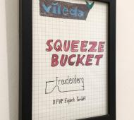 squeeze bucket cotterell